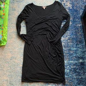 BANANA REPUBLIC ruched dress
